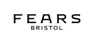 Fears Logo Black on White background 300x139
